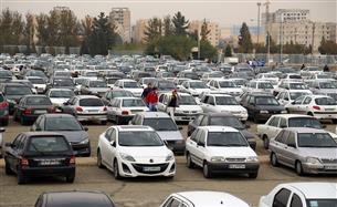 گشایش رسمی پارکینگ میدان فردوسی مشهد