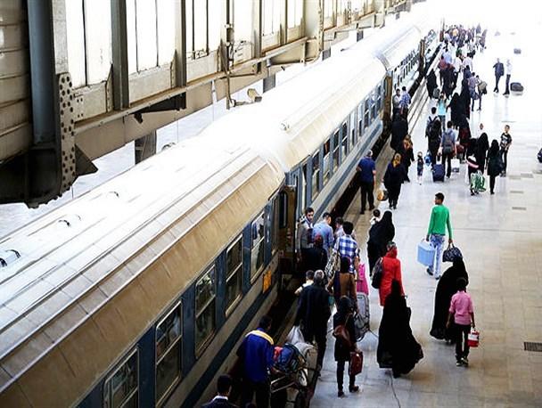 افزایش ۸۰ درصدی جابجایی مسافر از راه آهن فارس/فردا