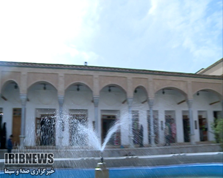قلعه تاریخی چالشتر پذیرای مسافران نوروزی + فیلم