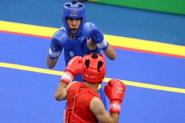 درخشش ووشوکاران زنجانی در انتخابیهای المپیک