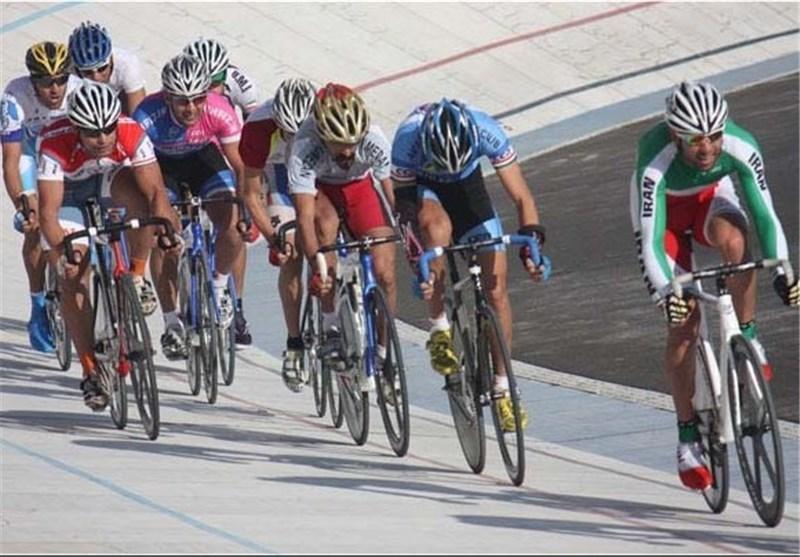 برگزاری مسابقه کشوری دوچرخهسواری در طرقبه