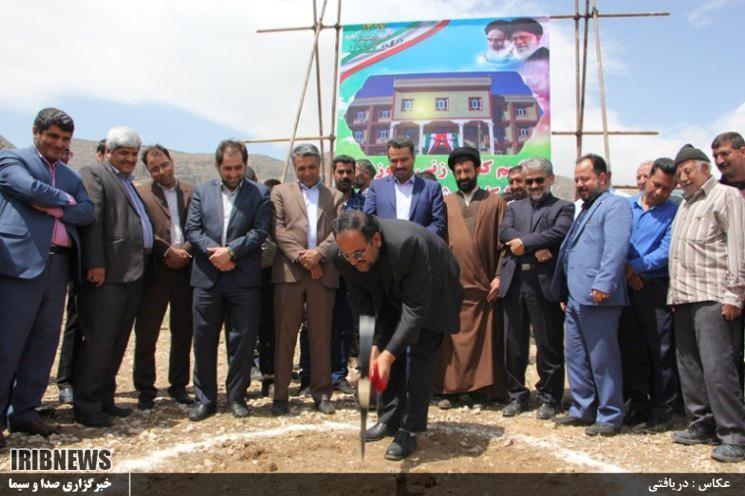 آغاز ساخت دو پروژه آموزش و ورزشی در شیراز