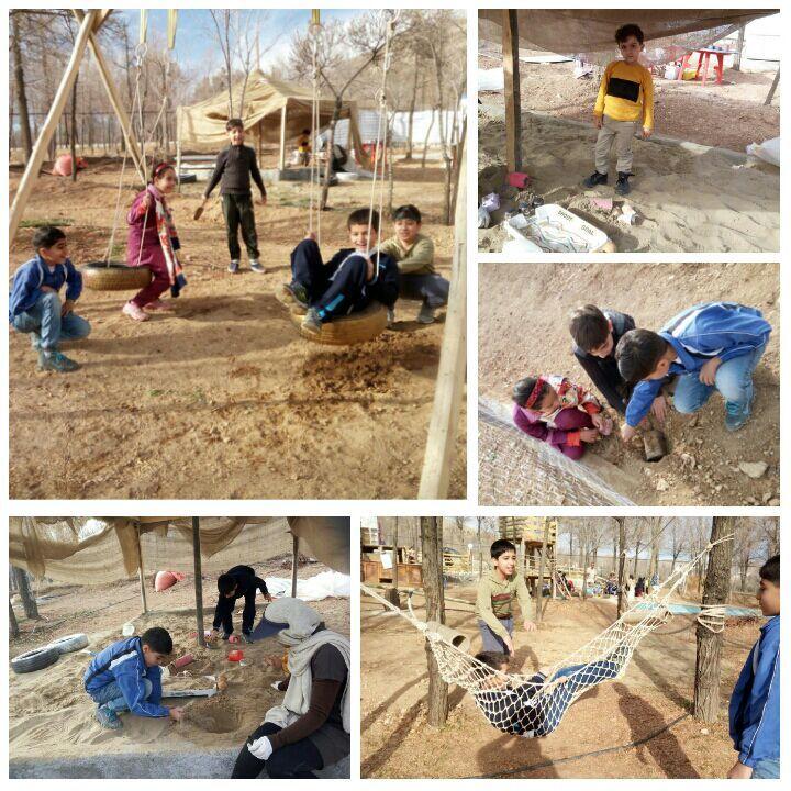 مدارس طبیعت، مدارسی برای نگه داشتن محیط زیست