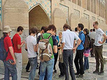 بازدید 50 گردشگر خارجی از شهرستان کوهرنگ