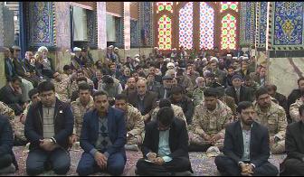 مراسم گراميداشت آيت الله شاهرودي در یزد