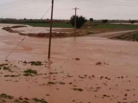 هشدار نسبت به بارش ، رعد و برق و تند باد لحظه ای در خوزستان