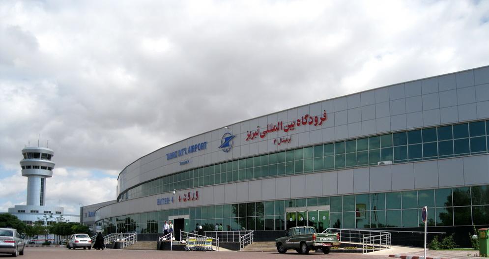 افزایش پروازهای فرودگاه تبریز