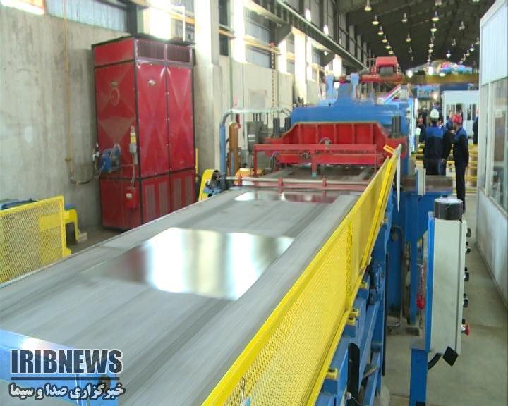 تداوم تولید فولاد در مجتمع فولاد سفید دشت