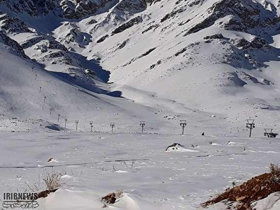 پیست اسکی افوس میزبان دوستداران ورزش زمستانی