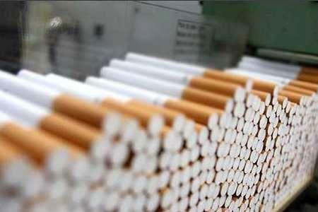 کشف سیگار قاچاق در آباده