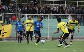 شکست تیم فجر شهید سپاسی در اراک