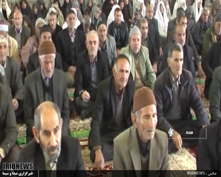 بخش هایی از خطبه های نماز جمعه فارس