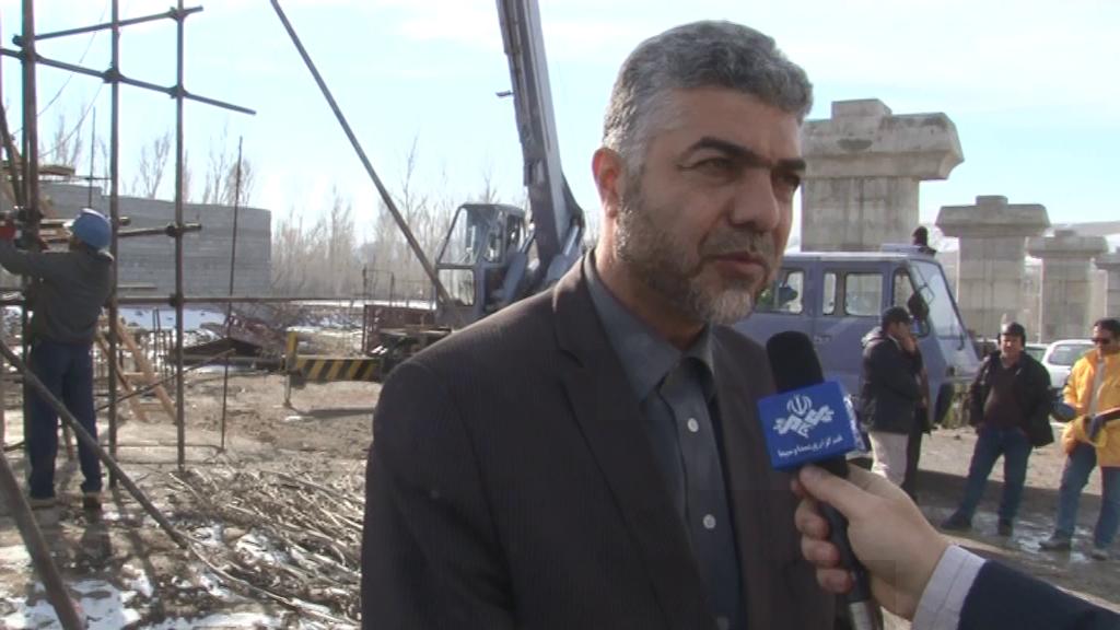 بهره برداری آزمایشی از خط آهن میانه – تبریز