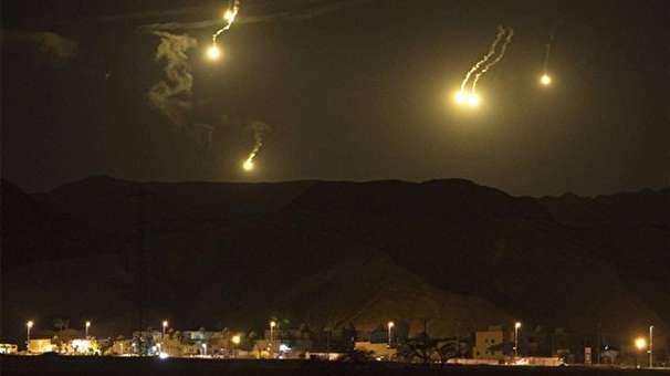 تجاوز هوایی و موشکی رژیم صهیونیستی به خاک سوریه