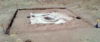 کشف عتیقه های دوران ساسانی در نی ریز