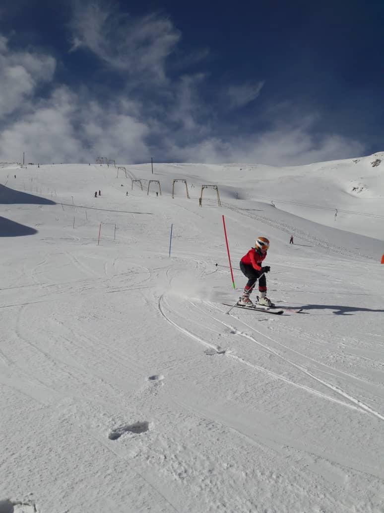 کسب ۲ مدال توسط اسکی باز شیرازی در انتخابی تیم ملی