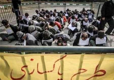 دستگیری خرده فروشان مواد مخدر در اقلید