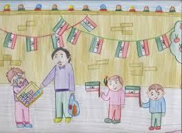 جشنواره نقاشی همراه با جشن بادبادکها