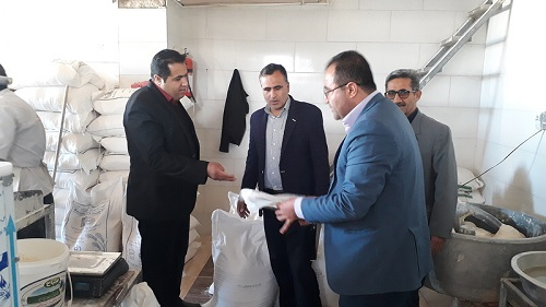 کشف نمک غیرمجاز در شهرستان فیروزآباد
