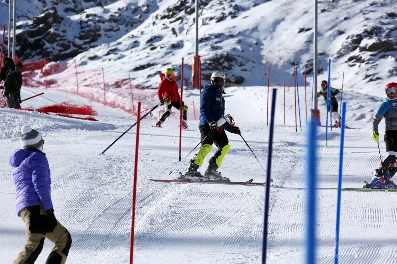 مسابقات لیگ بین المللی اسکی آلپاین در سپیدان