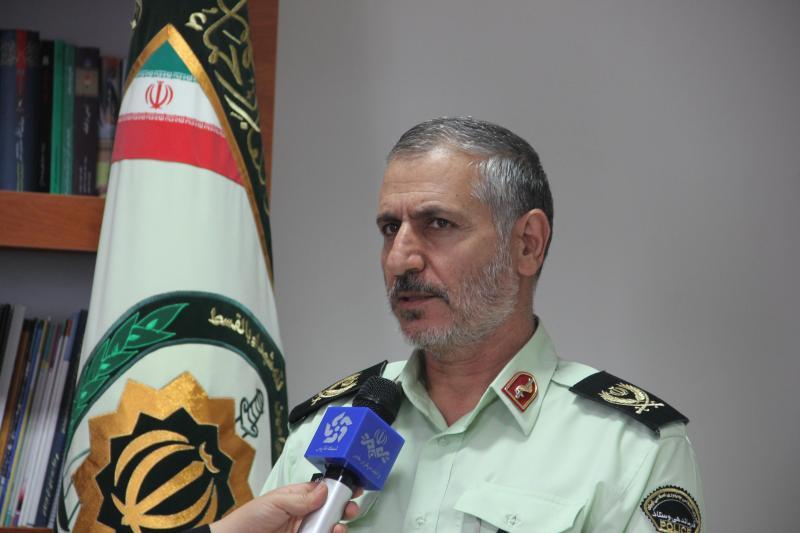 کشف بیش از ۴۰ تن انواع مواد مخدر در فارس