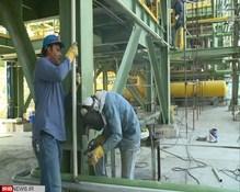 پیشرفت ۴۰ درصدی پروژه فولاد نی ریز