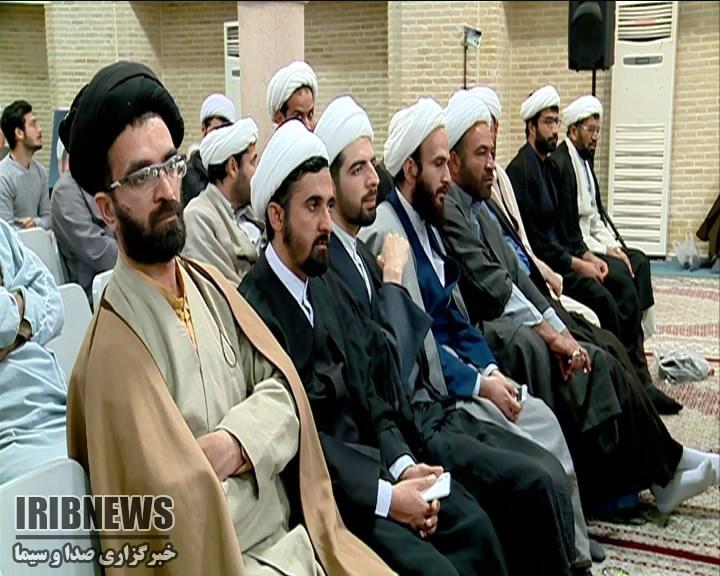 همایش مبلغین طرح هجرت در شیراز