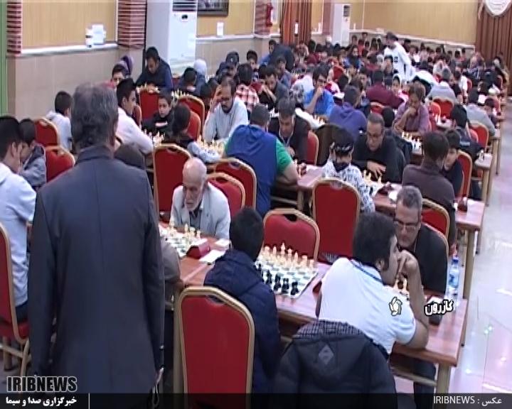معرفی برترینهای مسابقات شطرنج در کازرون