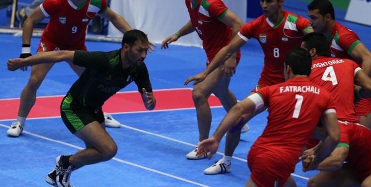 پایان رقابتهای کبدی قهرمانی مردان فارس