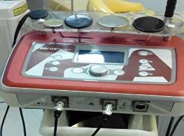 ضبط تجهیزات پزشکی یک مرکز درمانی