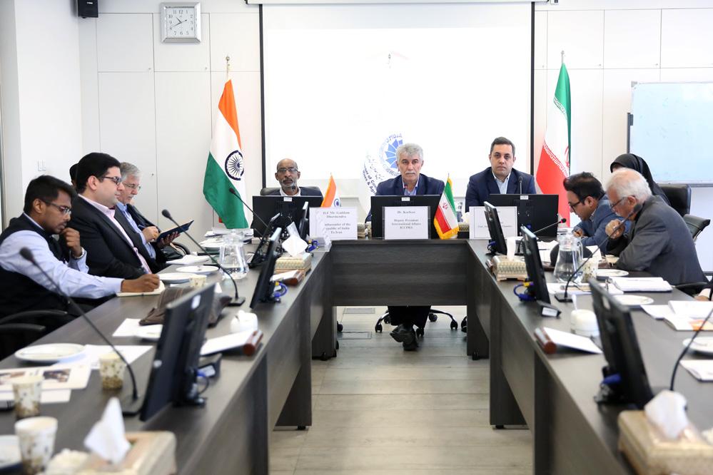فعالیت سازوکار ویژه مالی هند برای تجارت با ایران