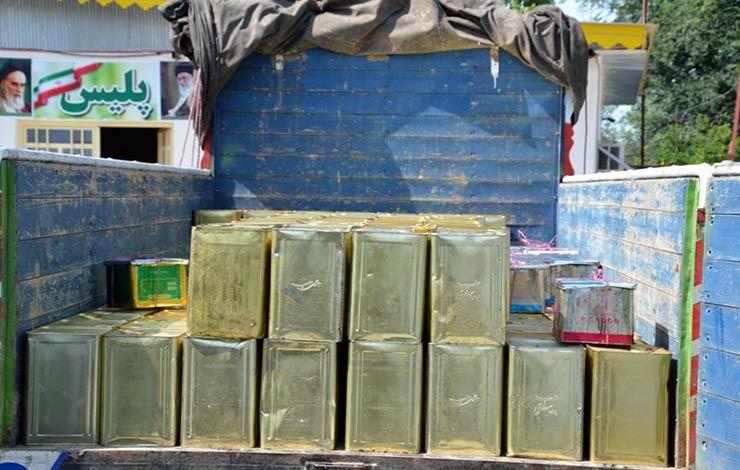کشف و جمع آوری 60 تن عسل تقلبی