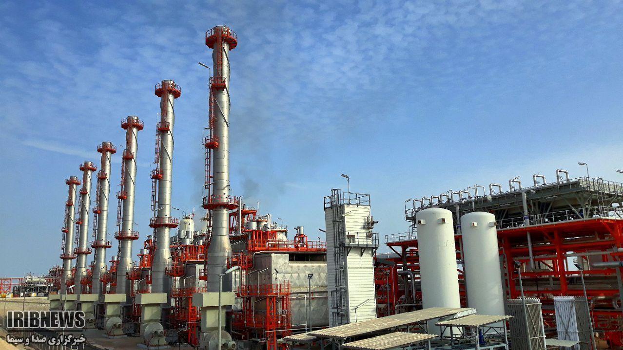 بهره برداری از دو طرح مهم گازی