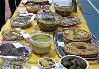 جشنواره غذاهای سنتی و بومی در تربت جام