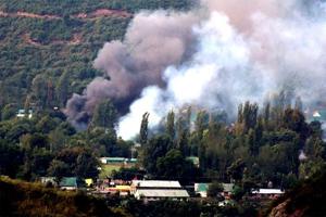 حملات هوایی هند به اردوگاههای تروریستها در پاکستان