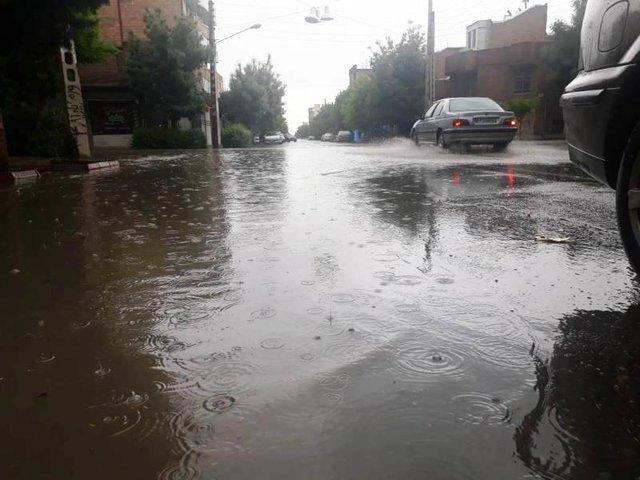 پیش بینی آبگرفتگی و سیلاب در خراسان رضوی
