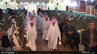 جشن تکلیف 400 دانش آموز تحت پوشش کمیته امداد