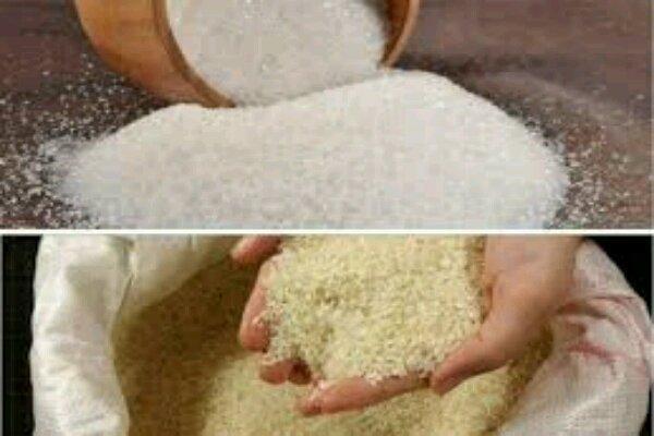 توزیع برنج وشکر ویژه طرح ضیافت در خراسان رضوی