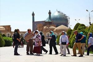 فرانسوی ها پرشمارترین گردشگران در اصفهان