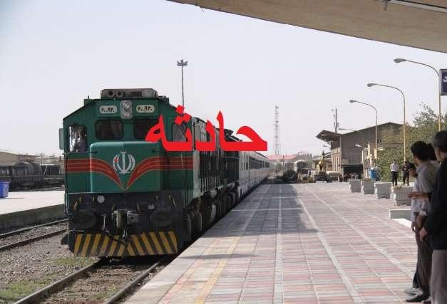 دهقان فداکار زنجانی فرشته نجاتِ مسافران قطار