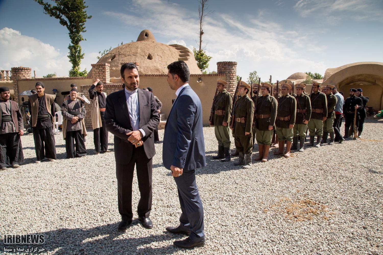 تولید سریال های بی بی مریم و علیمردان خان