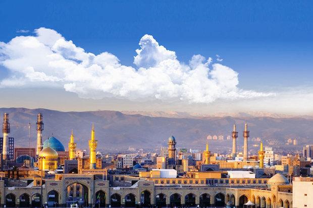 هوای پاک مشهد در نخستین روز از هفته