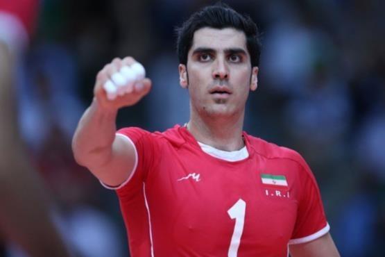 ستاره والیبال، اردکان را به تیم ملی ترجیح داد