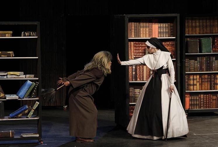 اجرای تئاتر در مشهد در ماه مبارک رمضان