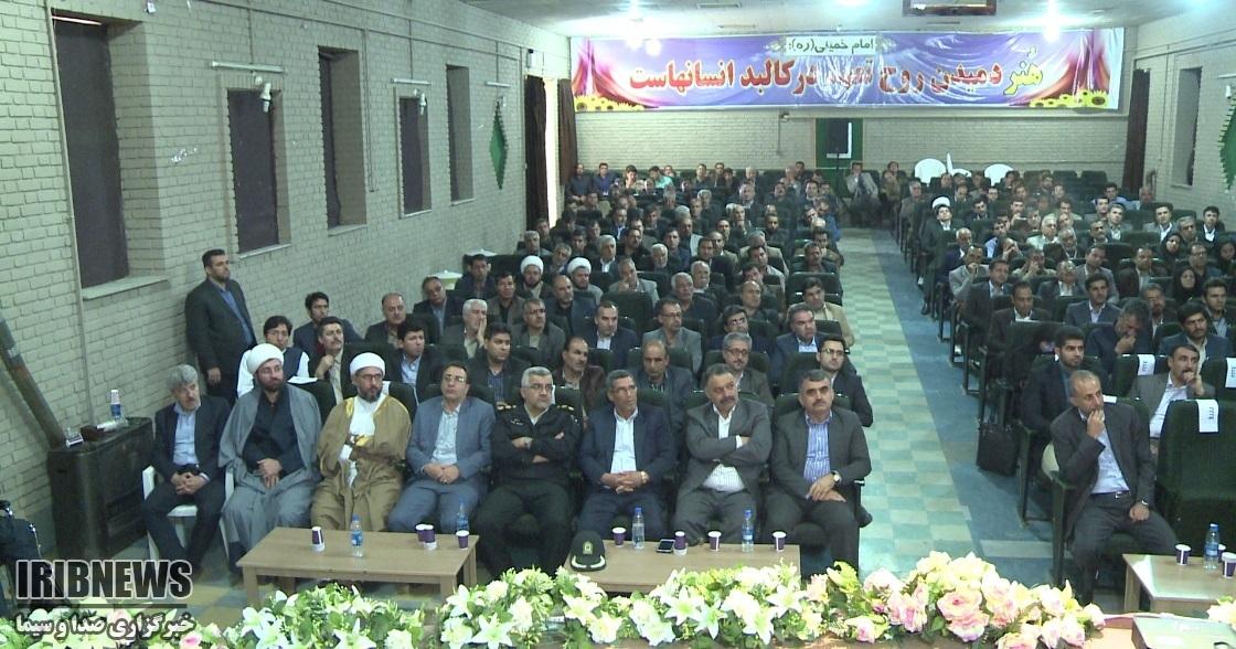 انتصاب جوانترین فرماندارکردستانی در استان