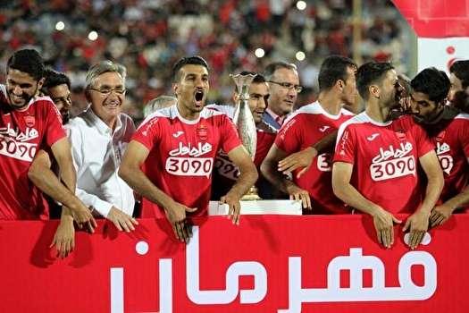 لیگ برتر فوتبال در ایستگاه پایانی