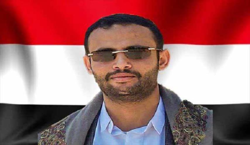 رئیس شورای عالی سیاسی یمن: مبارزه ما ادامه مبارزه با طرح صهیونیستی آمریکایی در فلسطین است