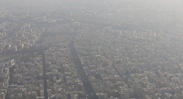 هوای مشهد آلوده و در وضع هشدار
