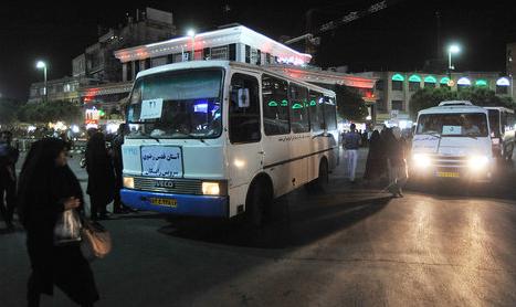 اعلام محدودیت های ترافیکی شب های قدر در مشهد