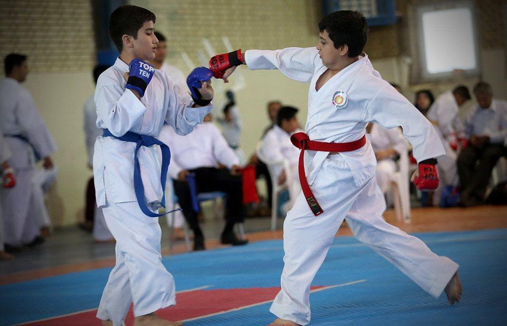 دعوت از 7 کاراتهکای فارسی به اردوی تیم ملی نونهالان